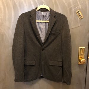 Mango Men Grey Blazer